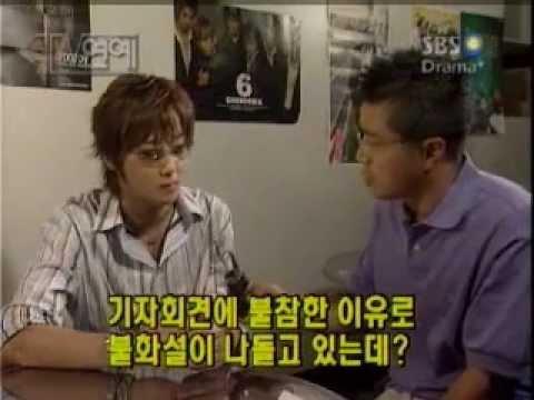 한밤 신화 불화설 해명 인터뷰 (신혜성 이민우 에릭)