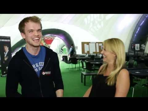 Rhys Jones interviewed by PokerNews