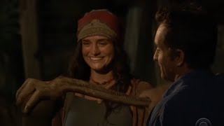Survivor Edge of Extinction: Lauren Voted Out