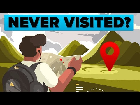 Places No Human Has Visited