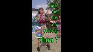 Em Gái Vùng Cao Nhảy Xinh Không Chịu được