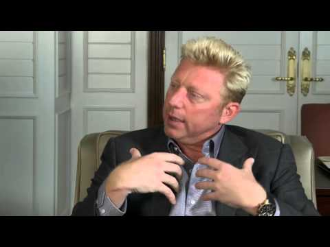 Justin Gimelstob Interviews Boris Becker Part 2