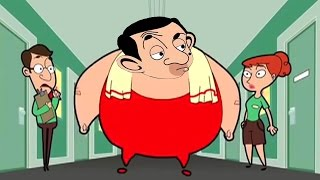 ᴴᴰ Mr Bean Best Cartoons! NEW FULL EPISODES 2016 | PART 2