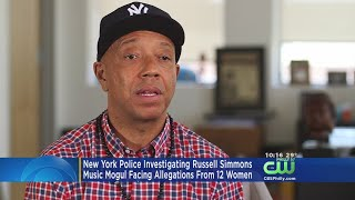 New York Police Investigating Russell Simmons