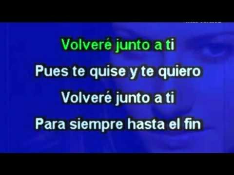 Laura Pausini - Volvere Junto A Ti [KARAOKE] Edit OoMeLtATyoO