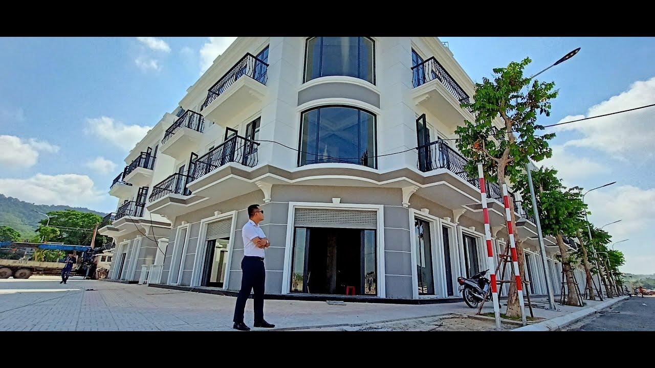 Vincom Shophouse Thái Hòa, chỉ với 1,4 tỷ sở hữu SH vừa ở vừa KD, đón đầu đô thị loại 3 vào 2025 video