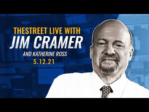 CPI, Inflation, Gas Shortages: Jim Cramer's Stock Market Breakdown - May 12