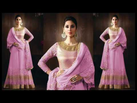 Anarkali Suits Designs | Indian Anarkali Dresses Featuring Latest Designer Style - Long Floor Length