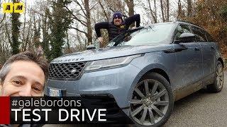 Range Rover Velar   Seduti nel burro di un SUV