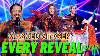Every Reveal Masked Singer Season 5 - So Far