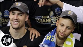 'Everybody believes' Klay Thompson is staying with the Warriors - Nick Friedell   The Jump