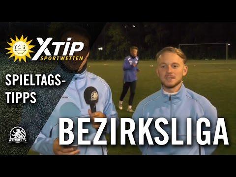 XTiP Spieltagstipp mit Marco Sagner und Angelo Lisowski (beide Stern Britz) - 7. Spieltag, Bezirksliga, Staffel 1   SPREEKICK.TV