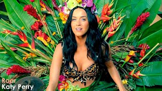 Katy Perry - Roar (Official Video) [Lyrics + Sub Español]