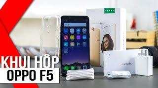 FPT Shop - Khui hộp OPPO F5: Máy chất, giá tốt,