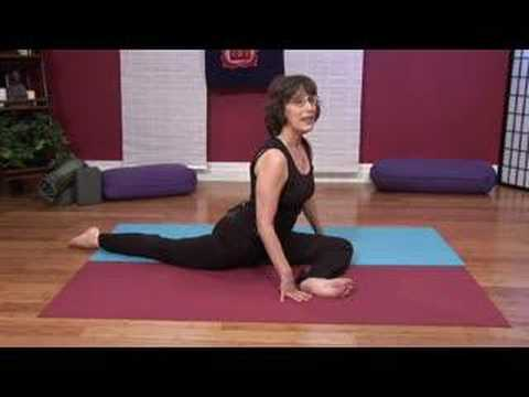How to Do the Pigeon Yoga Pose - YouTube