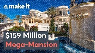 Inside A $159 Million Mega-Mansion – Secret Lives Of The Super Rich