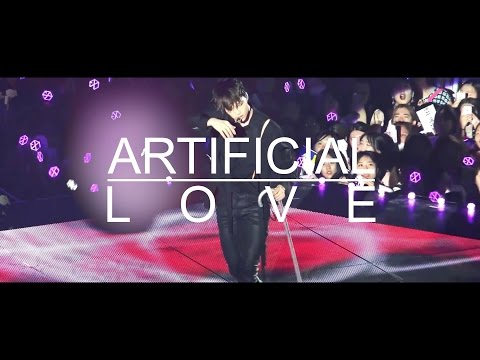 1607 EXO - Artificial Love (EXO'rDIUM Live in Seoul - Fanmade DVD)