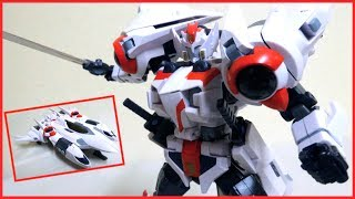 MMC R-29 Aero Alpha (test shot)not Transformers IDW WING wotafa's review