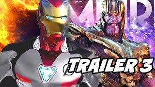Avengers Endgame New TV Spot Trailer and Time Travel Breakdown Avengers Infinity War