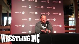 Rhyno Talks Being The Godfather Of WWE's Vic Joseph , Helping Out NXT Announcer Alicia Taylor