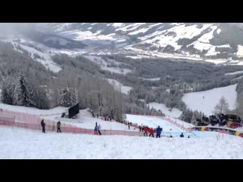 2014 Hahnenkamm Downhill