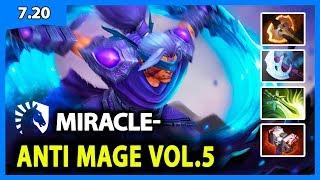 Miracle- [Anti Mage] Gameplay 7.20 Vol.5