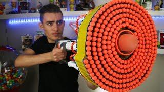NERF WAR: CRAZY NERF GUN MOD