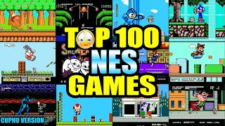 Top 100 NES Games [Part 1]    😭1980s NOSTALGIA that WILL make YOU CRY😭