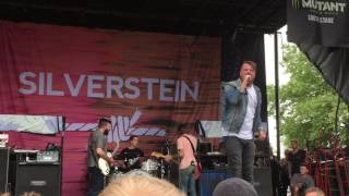 Face Of The Earth - Silverstein Warped Tour 2017 Salem, OR