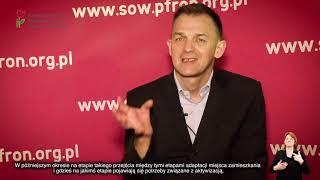 """Miniatura: Konferencja prasowa projektu """"System Obsługi Wsparcia finansowanego ze środków PFRON"""" – Warszawa, 20.09.2018"""