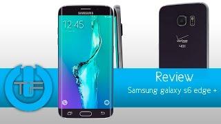 Video Samsung Galaxy S6 Edge plus FWGh2w5dX48