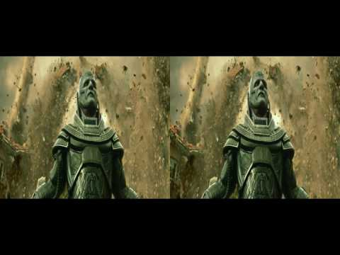 X Men Apocalypse 3D 2016 Trailer 8 in 3d