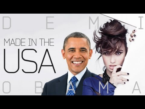 Baixar Barack Obama Singing Made in the USA by Demi Lovato