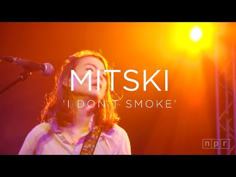 Mitski: 'I Don't Smoke' SXSW 2016 | NPR MUSIC FRONT ROW