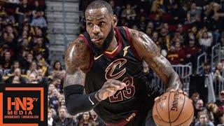 Cleveland Cavaliers vs Charlotte Hornets Full Game Highlights / Week 6 / 2017 NBA Season