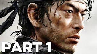 GHOST OF TSUSHIMA Walkthrough Gameplay Part 1 - INTRO (PS4 PRO)