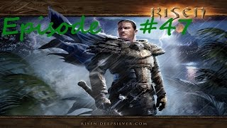 Let's Play Risen - Ep. 47 - Back To Funky Harbour Town......Almost!