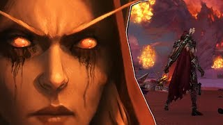 Sylvanas, Teldrassil And The Fall Of A Warchief - Analysis Of Warbringers