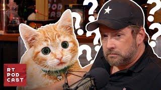 How do you teach a Cat to Jump? - #542   RT Podcast