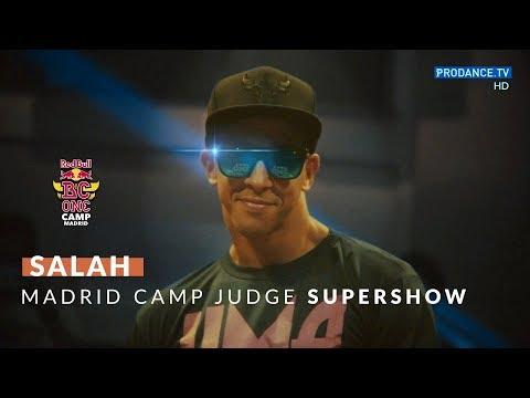 Salah | Judge Supershow | Red Bull BC One Spain Cypher 💥