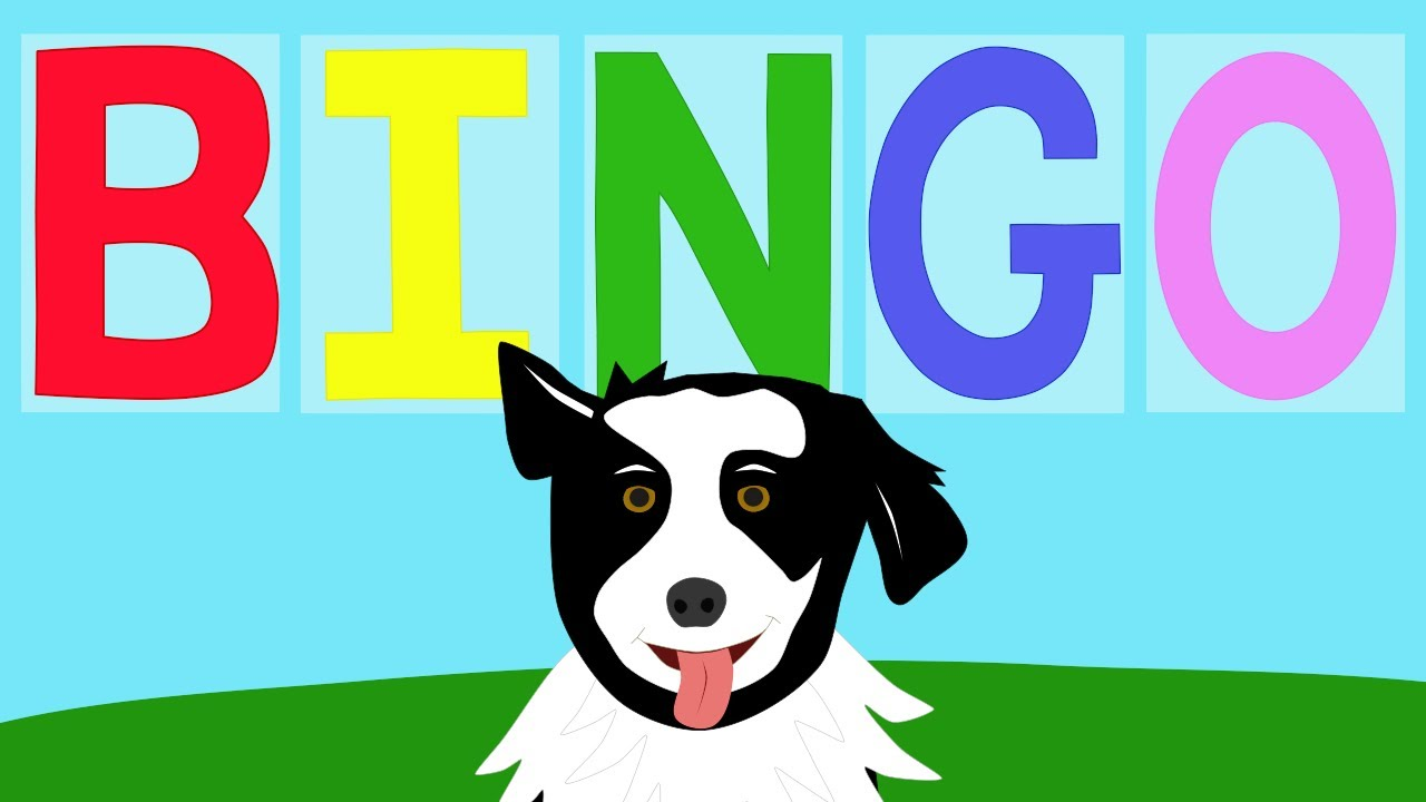 BINGO - Children's Song - YouTube