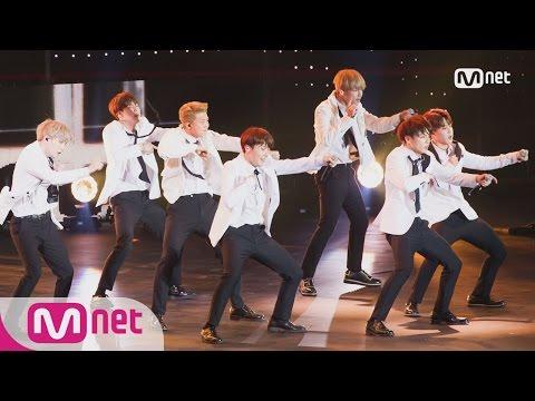 [M Super Concert] BTS(방탄소년단) _ DOPE(쩔어) KCON 2016 Abu Dhabi