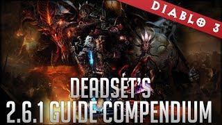 Deadset's 2.6.1 Build Compendium - Season 12
