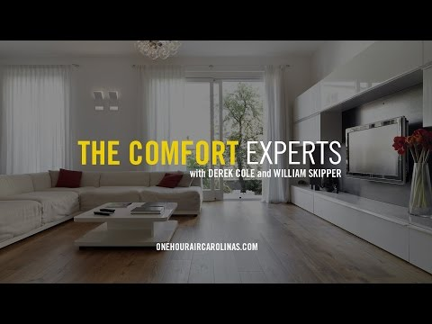 The Comfort Experts - All about the filter