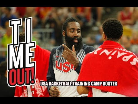 Time Out #270: Review Roster Training Camp USA Basketball & Terima Kasih Tony Parker!