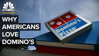How Domino's Is Winning The Pizza Wars