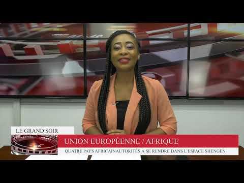 L' Union Européenne autorise 4 pays africains sur 54