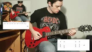 Realize FULL cover with TABS and SOLOS! - AC/DC Power Up!