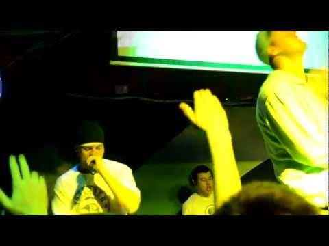 Каста - Кореша [live Novokuznetsk, 2012/03/17]