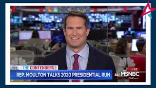 Andrea Mitchell's Interview with Seth Moulton 7/8